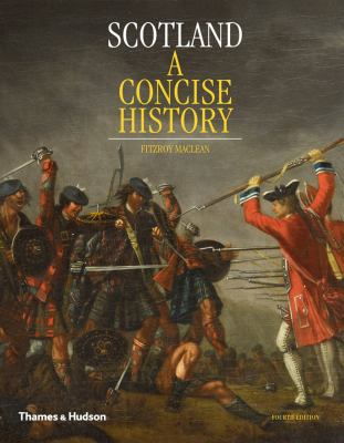 Scotland A Concise History 4th 2012 (Revised) edition cover