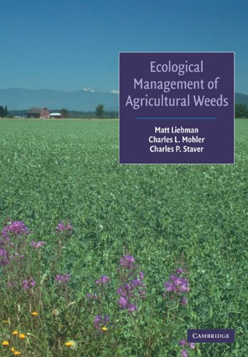 Ecological Management of Agricultural Weeds   2007 9780521037877 Front Cover