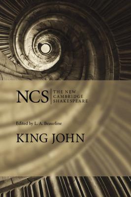 King John   1990 9780521293877 Front Cover