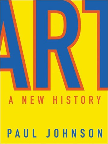 Art: A New History N/A edition cover