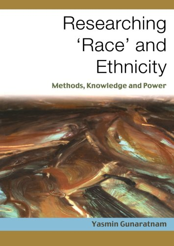 Researching 'Race' and Ethnicity Methods, Knowledge and Power  2003 9780761972877 Front Cover