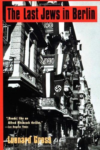 Last Jews in Berlin   1999 edition cover