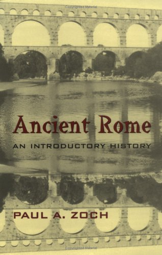 Ancient Rome An Introductory History N/A edition cover