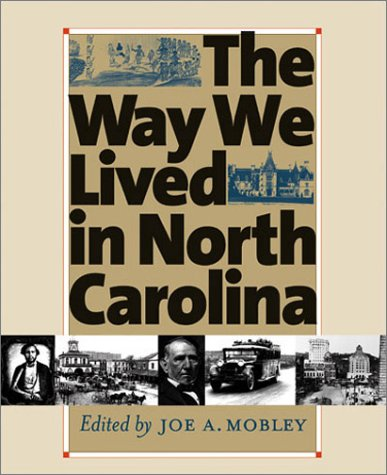 Way We Lived in North Carolina   2003 edition cover