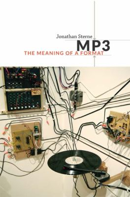 Mp3 The Meaning of a Format  2012 edition cover