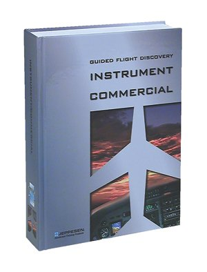 Jeppesen Instrument Commercial  N/A edition cover