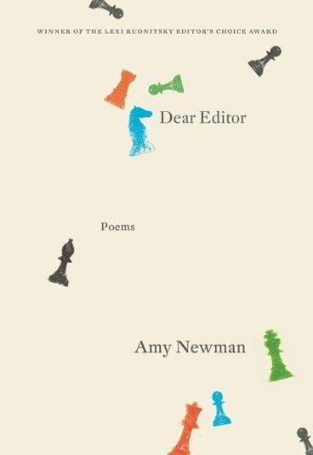 Dear Editor   2011 edition cover