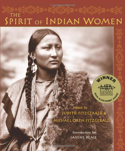 Spirit of Indian Women   2005 edition cover