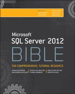 Microsoft SQL Server 2012   2012 9781118106877 Front Cover