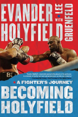 Becoming Holyfield A Fighter's Journey N/A 9781416534877 Front Cover