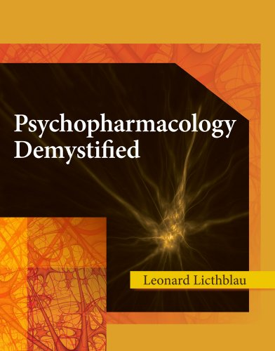 Psychophramacology Demystified   2011 9781435427877 Front Cover