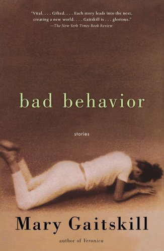 Bad Behavior Stories  2009 edition cover