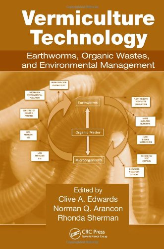 Vermiculture Technology Earthworms, Organic Wastes, and Environmental Management  2010 edition cover