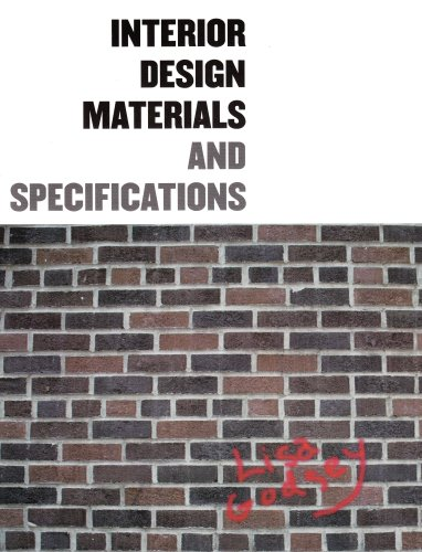 Interior Design Materials and Specifications   2007 edition cover