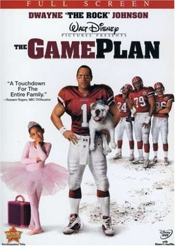 The Game Plan (Full Screen Edition) System.Collections.Generic.List`1[System.String] artwork