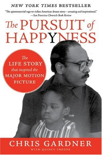 Pursuit of Happyness   2007 (Movie Tie-In) edition cover