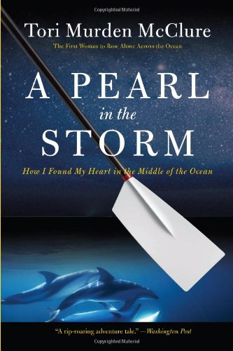 Pearl in the Storm How I Found My Heart in the Middle of the Ocean  2010 edition cover