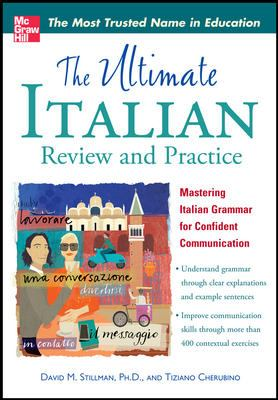 Ultimate Italian Review and Practice   2013 edition cover