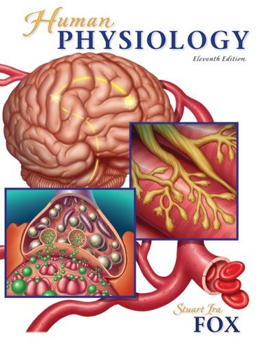 Human Physiology  11th 2009 edition cover