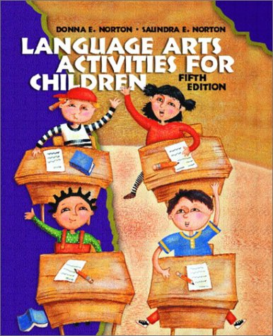 Language Arts Activities for Children  5th 2003 (Revised) 9780130498878 Front Cover
