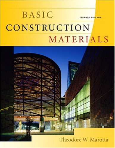 Basic Construction Materials  7th 2005 (Revised) edition cover