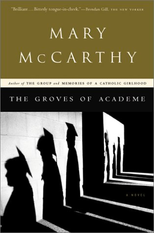 Groves of Academe  N/A edition cover