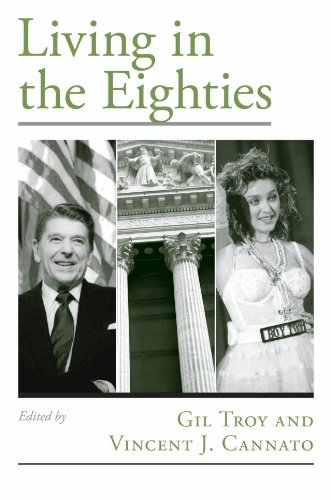 Living in the Eighties   2009 edition cover