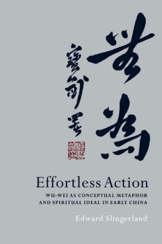 Effortless Action Wu-Wei As Conceptual Metaphor and Spiritual Ideal in Early China  2003 9780195314878 Front Cover