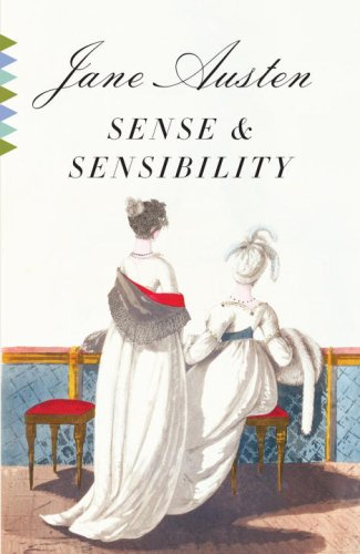 Sense and Sensibility  N/A 9780307386878 Front Cover