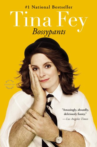 Bossypants   2012 edition cover