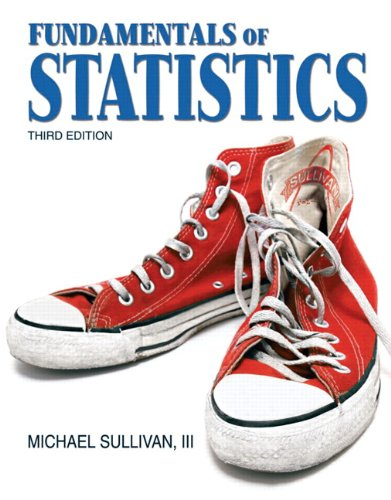 Fundamentals of Statistics  3rd 2011 edition cover