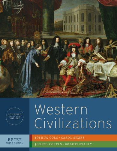 Western Civilizations Their History and Their Culture 3rd 2012 edition cover