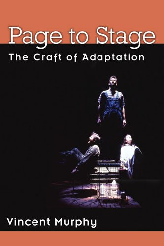 Page to Stage The Craft of Adaptation  2012 edition cover