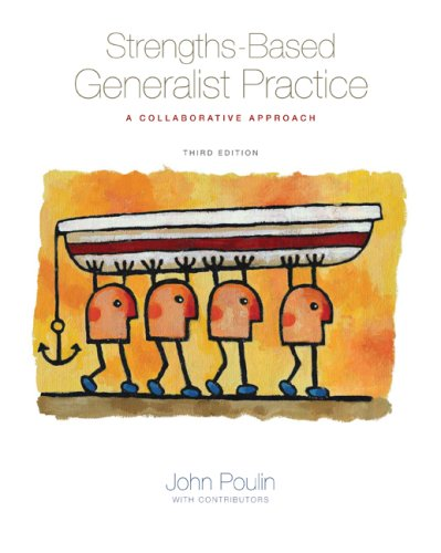 Strengths-Based Generalist Practice Collaborative Approach 3rd 2010 edition cover