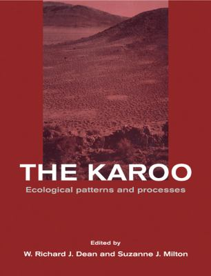 Karoo Ecological Patterns and Processes N/A 9780521126878 Front Cover