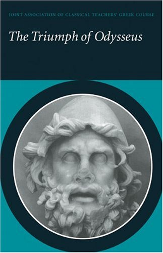Triumph of Odysseus Homer's Odyssey  1996 9780521465878 Front Cover
