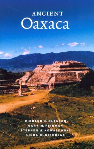 Ancient Oaxaca   1999 edition cover