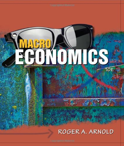 Macroeconomics  10th 2011 9780538452878 Front Cover