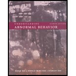 UNDERSTAND.ABNORMAL BEHAVIOR.> 8th 2006 9780618770878 Front Cover