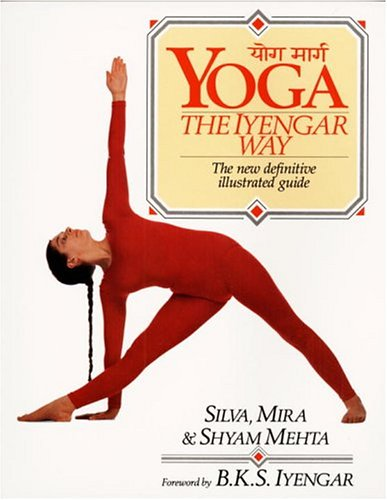 Yoga The Iyengar Way  1990 edition cover