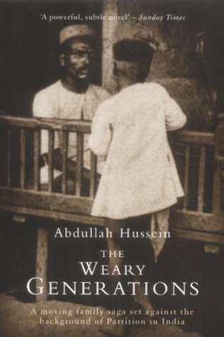 Weary Generations   2003 edition cover