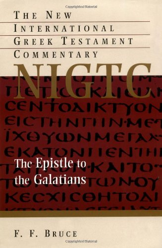 Epistle to the Galatians   1982 edition cover