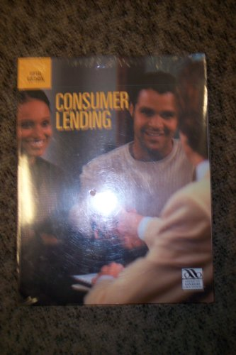 Consumer Lending  5th 2006 (Revised) edition cover