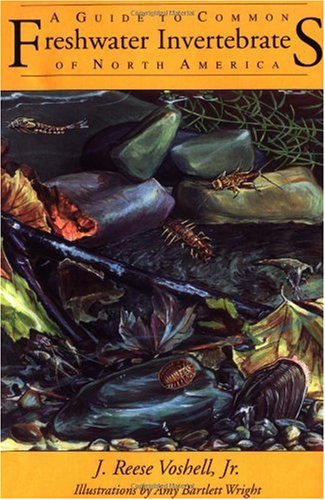 Guide to Common Freshwater Invertebrates of North America   2002 edition cover