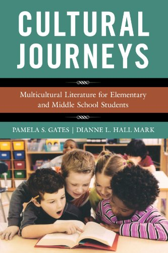Cultural Journeys Multicultural Literature for Elementary and Middle School Students N/A edition cover