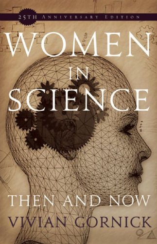 Women in Science Then and Now 25th 2009 edition cover