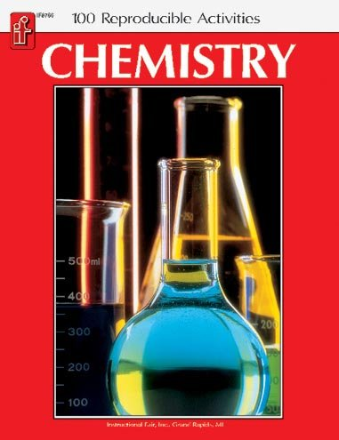 Chemistry, Grades 9 - 12   1999 edition cover