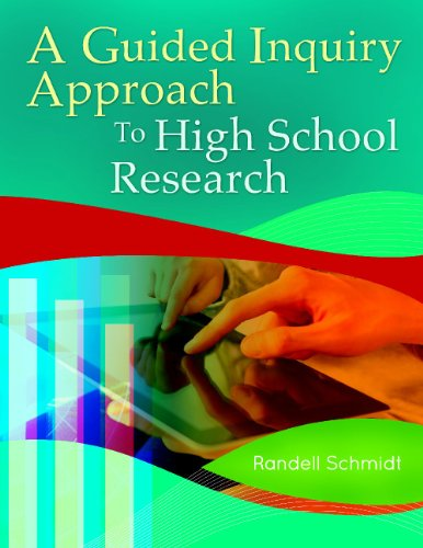 Guided Inquiry Approach to High School Research  N/A 9781610692878 Front Cover