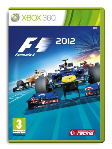 F1 2012 [UK-Import] Xbox 360 artwork