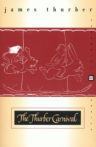 Thurber Carnival  N/A 9780060932879 Front Cover